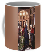 Presentation Of Christ Wga Rogier Van Der Weyden Coffee Mug