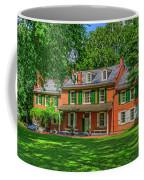 President James Buchanan's Wheatland Coffee Mug