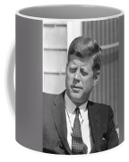 President John Kennedy Coffee Mug