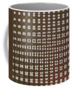 Prickly Poppy Abstract Coffee Mug