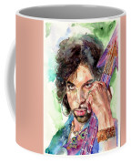 Prince Rogers Nelson Portrait Coffee Mug
