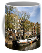 Prinsengracht Coffee Mug by Fabrizio Troiani