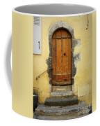 Provence Door Number 6 Coffee Mug