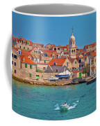 Prvic Sepurine Waterfront And Stone Architecture View Coffee Mug