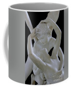 Psyche Revived By The Kiss Of Cupid Coffee Mug by Antonio Canova