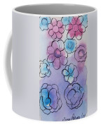 Purple Explosion Coffee Mug