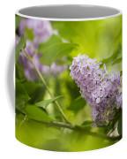 Purple Lilac Coffee Mug