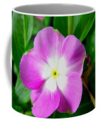 Purple Periwinkle Flower 1 Coffee Mug