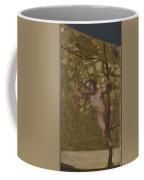 Putto Gathering Grapes Coffee Mug