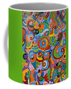 Quantum Strands Coffee Mug