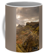 Quiraing Skye Coffee Mug