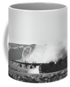 Quite A Dustup Coffee Mug