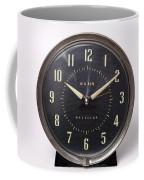 Radium Dial On Clock Coffee Mug