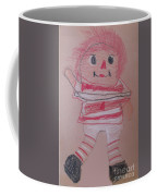 Rag Doll Coffee Mug