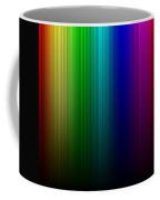 Rainbow Aurora Coffee Mug