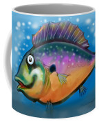 Rainbow Fish Coffee Mug