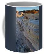 Rainbow Wave Of Sandstone In Valley Of Fire Coffee Mug