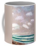 Huge Sky  Coffee Mug