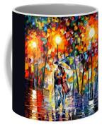 Rainy Evening Coffee Mug