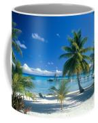 Rangiroa Atoll, Kia Ora Coffee Mug