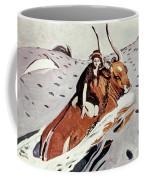 Rape Of Europa Coffee Mug