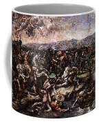 Raphael The Battle At Pons Milvius  Coffee Mug