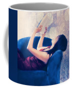 Reading Coffee Mug by Joana Kruse