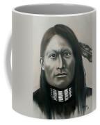 Red Armed Panther Coffee Mug