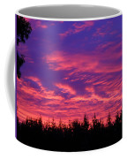 Red Clouds At Dawn Coffee Mug