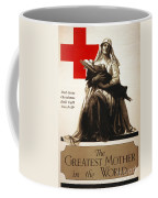 Red Cross Poster, C1918 Coffee Mug