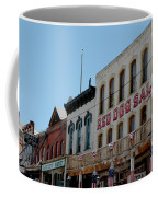Red Dog Saloon Coffee Mug