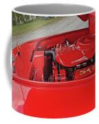 Red Engine Coffee Mug
