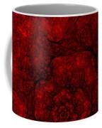 Red Fractal 051910 Coffee Mug