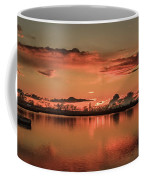 Red Glow Coffee Mug