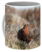Red Grouse Coffee Mug