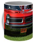 red GTO Coffee Mug
