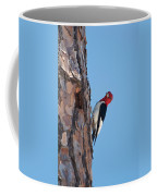 Red Headed Woodpecker Coffee Mug