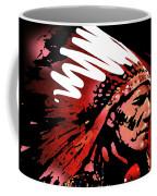 Red Pipe Coffee Mug