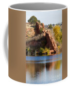 Red Rock Canyon And Garden Of The Gods Coffee Mug