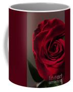 Red Rose Macro 6 Coffee Mug