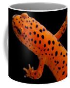 Red Salamander Coffee Mug