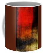 Red Tide Vertical Coffee Mug