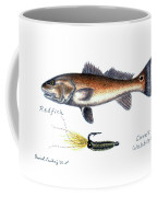 Redfish And Cave's Wobbler Coffee Mug