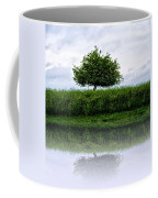Reflecting Tree Coffee Mug