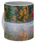 Reflection Of Fall Coffee Mug