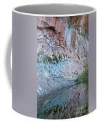 Reflections In Oak Creek Canyon Coffee Mug