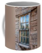 Reflections Of Time Coffee Mug by Sandra Bronstein