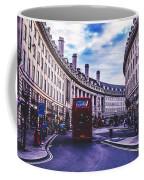 Regent Street In London Coffee Mug