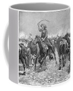 Remington: Cowboys, 1888 Coffee Mug