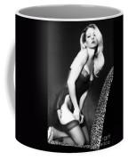 Retro Pinup Coffee Mug